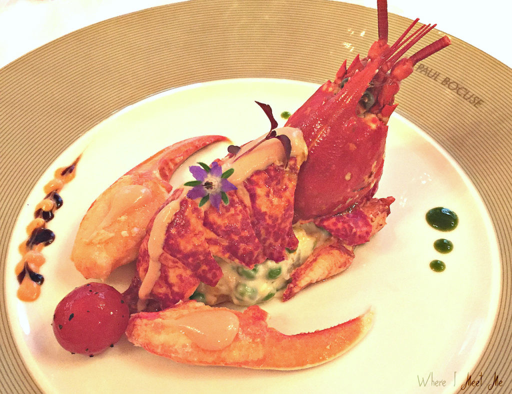 Ksenia Kourilkina's blog whereimeetme.com | Lyon - the heart of haute cuisine | Lobster