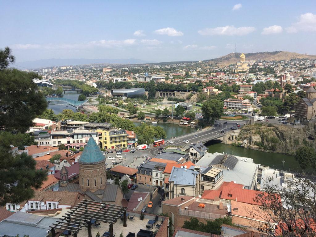 Блог Ксении Курилкиной whereimeetme.com | Грузия! Ну наконец-то!! | Тбилиси - красиво и душевно!