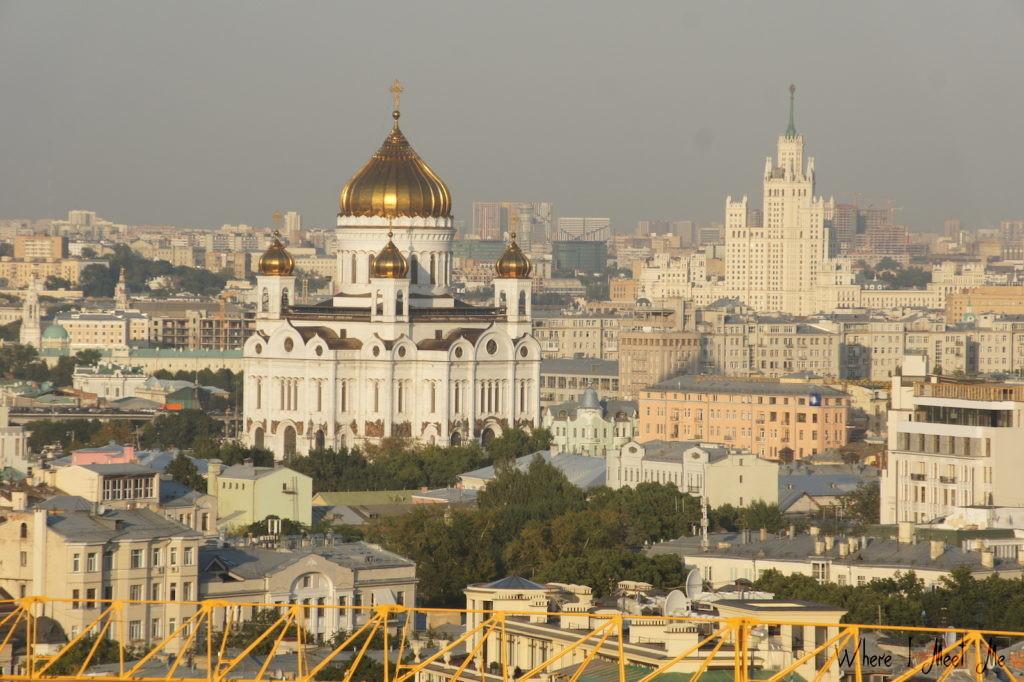 Блог Ксении Курилкиной whereimeetme.com | Москва на высоте - о прогулках по крышам столицы | Москва на высоте