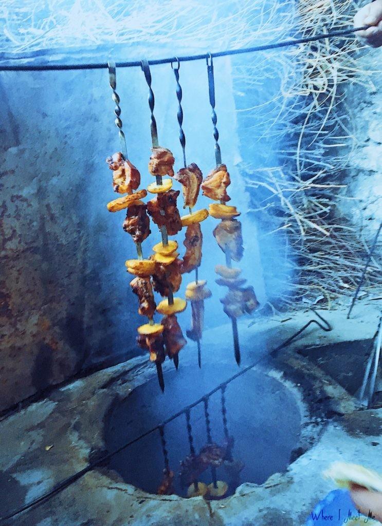 Блог Ксении Курилкиной whereimeetme.com | Еще не были в Армении? Лайфхаки и застолья. | Тандыр